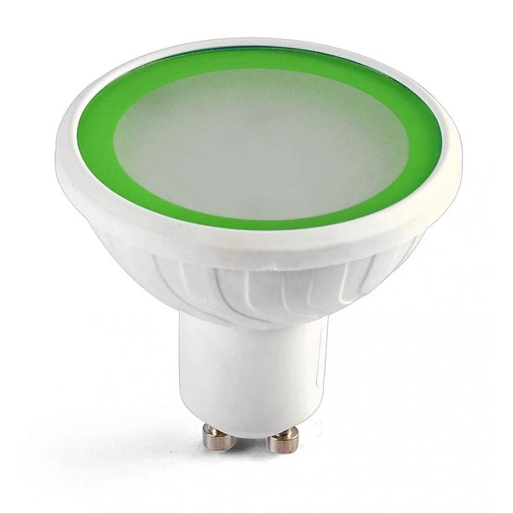Ampoule led MR20/GU10 - DIM - VERT