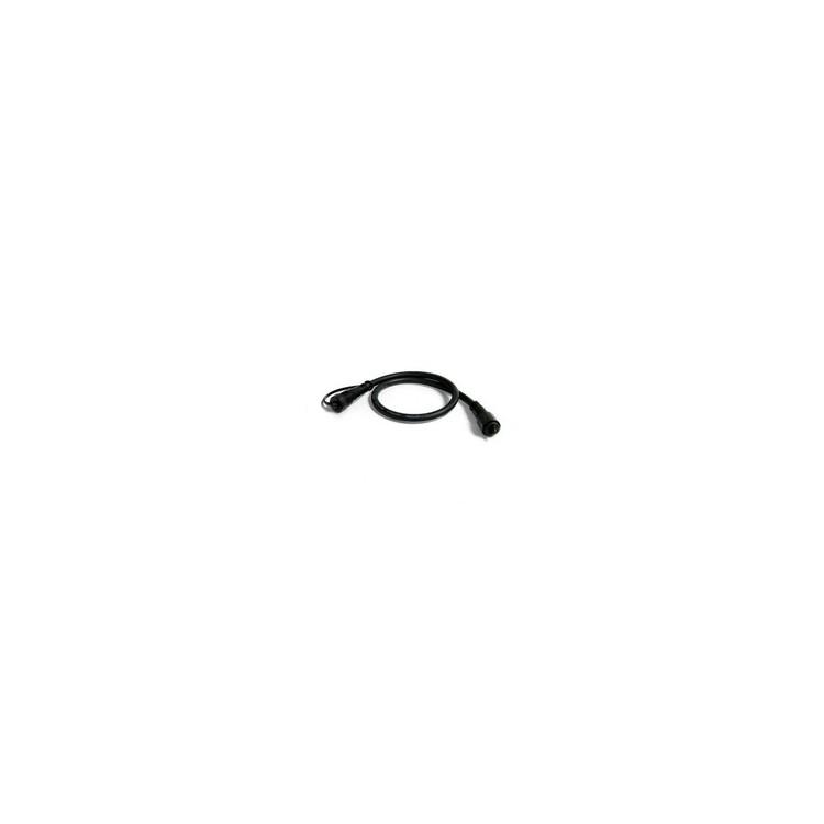 CONNECT - Prolongateur 0,5 m - (2 x 1,5mm²- H07RN-F)- Fil Noir