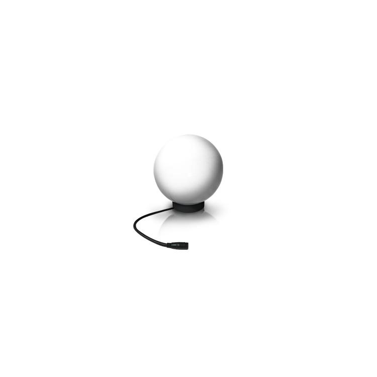 Sphère lumineuse Ø 25 cm - Blanche - LED 5W