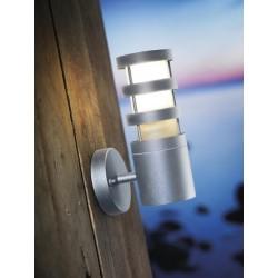 Applique Aluminium DARWIN, Ampoule E27 non fournie, Max 18W, IP44, 230V, Classe I