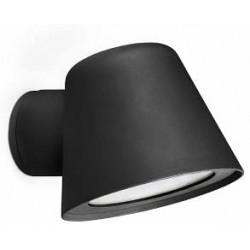 Applique Extérieure - Faro GINA - LED - Gina -applique noir 1xgu10 35w max