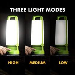 Lampe à poser solaire Verte DRAGONFLY, LED Intégrée, 1W, 120 lumens, 4000K, IP54, SOLAIRE, Classe III